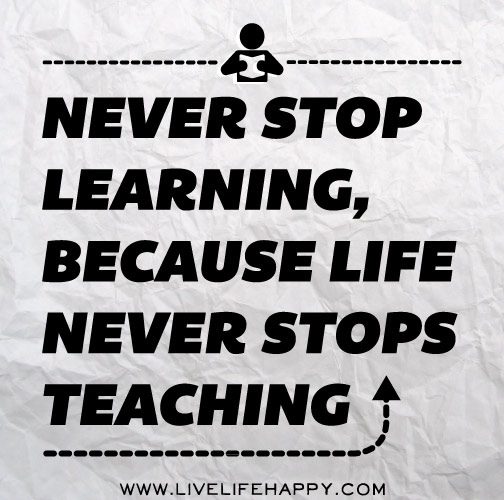 Adult Learning Quotes